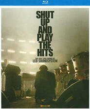 Shut Up and Play the Hits Blu-ray Region A BLU-RAY/WS