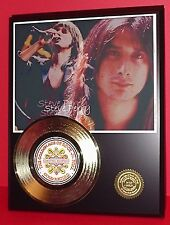 Steve Perry - 24k Gold Record Display Rare Limited Edition - USA Ships Free