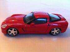 Modèle Réduit 1/43 Chevrolet Corvette Z51 Rouge - Ixo Neuf