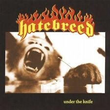 HATEBREED (ROCK) - UNDER THE KNIFE (NEW CD)