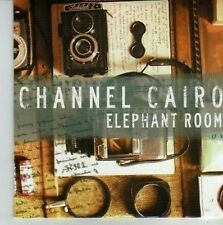 (CV539) Channel Cairo, Elephant Room - 2011 DJ CD