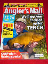 ANGLERS MAIL - GET TACKLED UP FOR TENCH - May 11 2010