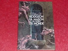 [BIBLIOTHEQUE H. & P.-J. OSWALD]  NEO # 202 HODGSON / MAISON SF FANTASTIQUE