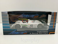 Slot car Scalextric Arrow Slot AR-1002A BMW V12 LMR #42 SEBRING 1999 Winner