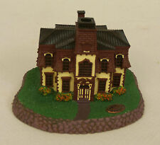 Norman Rockwell Citizen'S Hall Hometown Village Sculpture #82287 New in Box