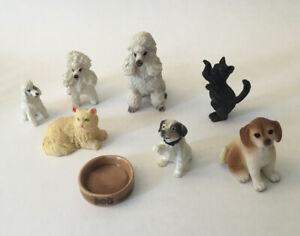 Dolls House Dogs And Cats
