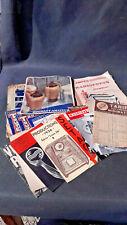 Lot de vieille publicité DE TSF ancienne radio tsf transistors années 1950
