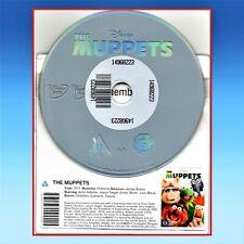 The Muppets- 2012 Disney- DVD & Wallet