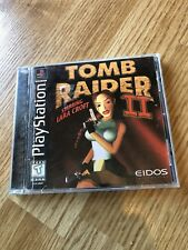 Tomb Raider II Starring Lara Croft (Sony PlayStation 1, 1997) P1