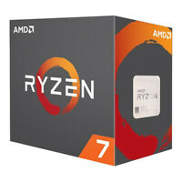 AMD Ryzen 7 1700X 8-Core 3.4 GHz (3.8 GHz Turbo) Socket AM4 Desktop Processor