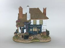 Lilliput Lane  - The Anchor Public House - L2011 complete with Deeds, NOT BOXED