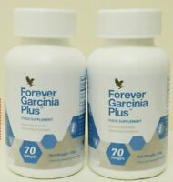 2 Forever Garcinia Plus-aid in weight loss -70 softgels - Exp.2023, KOSHER/HALAL