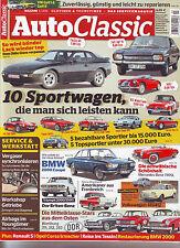 Auto Classic 3/16 Sportwagen/Porsche 944/914/TVR/BMW 2000 Cpe´/VW 411/412/ 2016