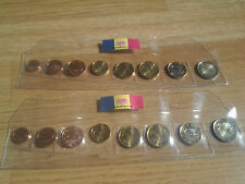 VENDO SERIES 8 MONEDAS DE ANDORRA s/c 2014
