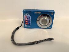 Sanyo VPC 51415 Blue Digital Camera 14.0 MP