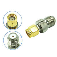 !4pcs BNC To SMA Type Male Female RF Connector Adapter Test Converter Kit Set