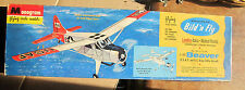 """VINTAGE RARE 1960 MONOGRAM FLYING SCALE MODELS """"ARMY UTILITY AIRCRAFT BOX ONLY"""""""