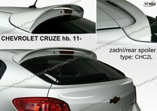 Spoiler Rear Roof Tailgate For Chevrolet Cruze Hatchback Wing Accessories