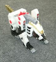 Fisher-Price Imaginext Power Rangers White Ranger Tiger Zord Tigerzord MMPR 2015