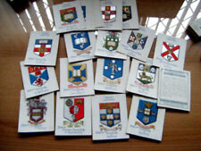 Arms/Crests Original 1918 - 1939 Collectable Cigarette Cards