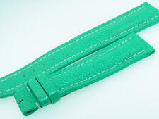 Calf Strap Correa Ib20-18 Breitling Band 20Mm Green