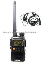 Baofeng UV-3R Plus Dual Band Radio 136-174/400-470+Earphone (original) UHF VHF