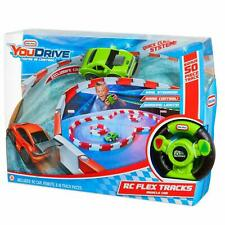 YOU DRIVE FLEX TRACKS WITH GREEN CAR BRAND NEW