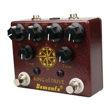 Demonfx King Of Drive, King Of Tone Clone Pedal