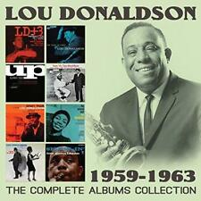 Lou Donaldson - The Complete Albums Collection: 1959 - 1963 (NEW 4CD)