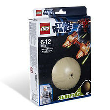 LEGO 9678 STAR WARS TWIN-POD CLOUD CAR UND BESPIN NEU & OVP!