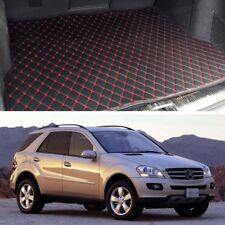 Grade PU Leather Car Trunk Mat Cargo Pad for 2006-2011 Mercedes-Benz ML-Class