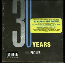 The Pogues 30 Years Of The Pogues 8 CD Box Set new