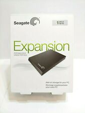 Seagate Expansion 1 TB Portable Drive/Disque Portable, Model SRD00F1, New/Sealed