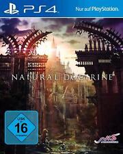PS4 Juego Natural Doctrina Producto Nuevo