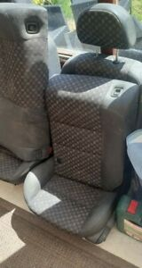 Mg/rover zs/45 part leather seats full set