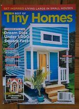 Best of Tiny Homes Magazine Dream Digs Under 1000 Sq. Ft. Centennial Living 2021