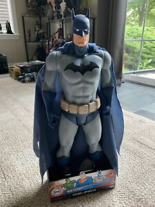 Jakks Pacific DC Comics Batman  BIG-FIGS 19 Inch Action Figure Statue HUSH