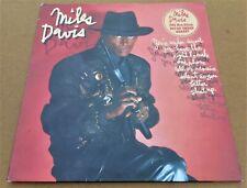 Miles Davis: You're Under Arrest CBS 26447 Vinyl Gatefold LP 1985 Jazz Funk