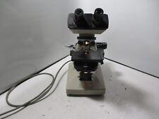 Nikon Alphaphot Ys Microscope With Lens