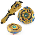 Alloy Burst B-79 Spinning With Grip Launcher Cool Toy Kids Gift TOP