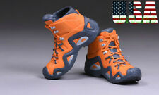 "1/6 Military Tactical Combat Boots C For 12"" Phicen Hot Toys Male Figure ❶USA❶"