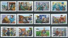 série complète de timbres oblitérés de 2020 - tous engagés