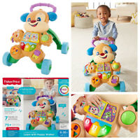 Baby Activity Walker Sit-to-Stand Boys Interactive Learning Infant Walking Toy