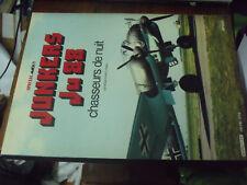 11µ? Revue Atlas Junkers Ju88 chasseur de nuit