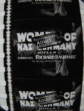 Vintage 35MM TRAILER---WOMEN OF NAZI GERMANY