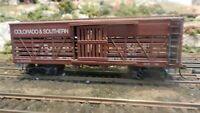 Roundhouse MDC Vintage Ltd Run HO Old Time 36' Stock Car, C&S Upgraded, Exc