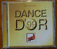 Dance d'Or 99 - NRJ  (1999, CD, Compilation)  *Comme Neuf