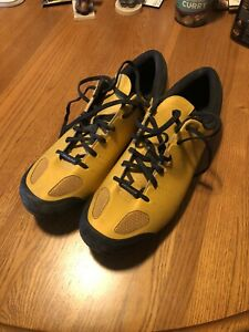 Specialized Recon Mixed Terrain Shoes in Mustard Yellow Size 44.5/11