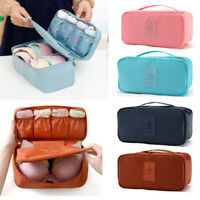 Waterproof Clothes Storage Bags Packing Cube Travel Luggage Organizer Pouch