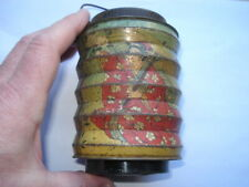 RARE C1911 HUNTLEY&PALMERS LANTERN WITH ORIENTAL JAPANESE SCENES BISCUIT TIN